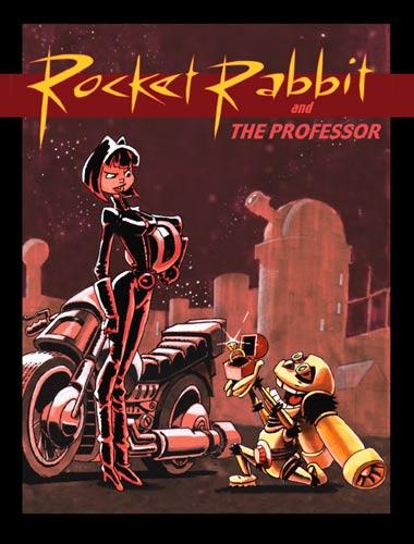 Rocket Rabbit