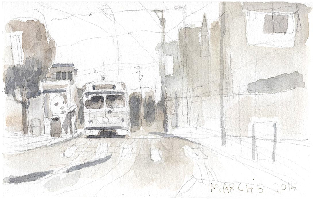 17thCastro_streetcar