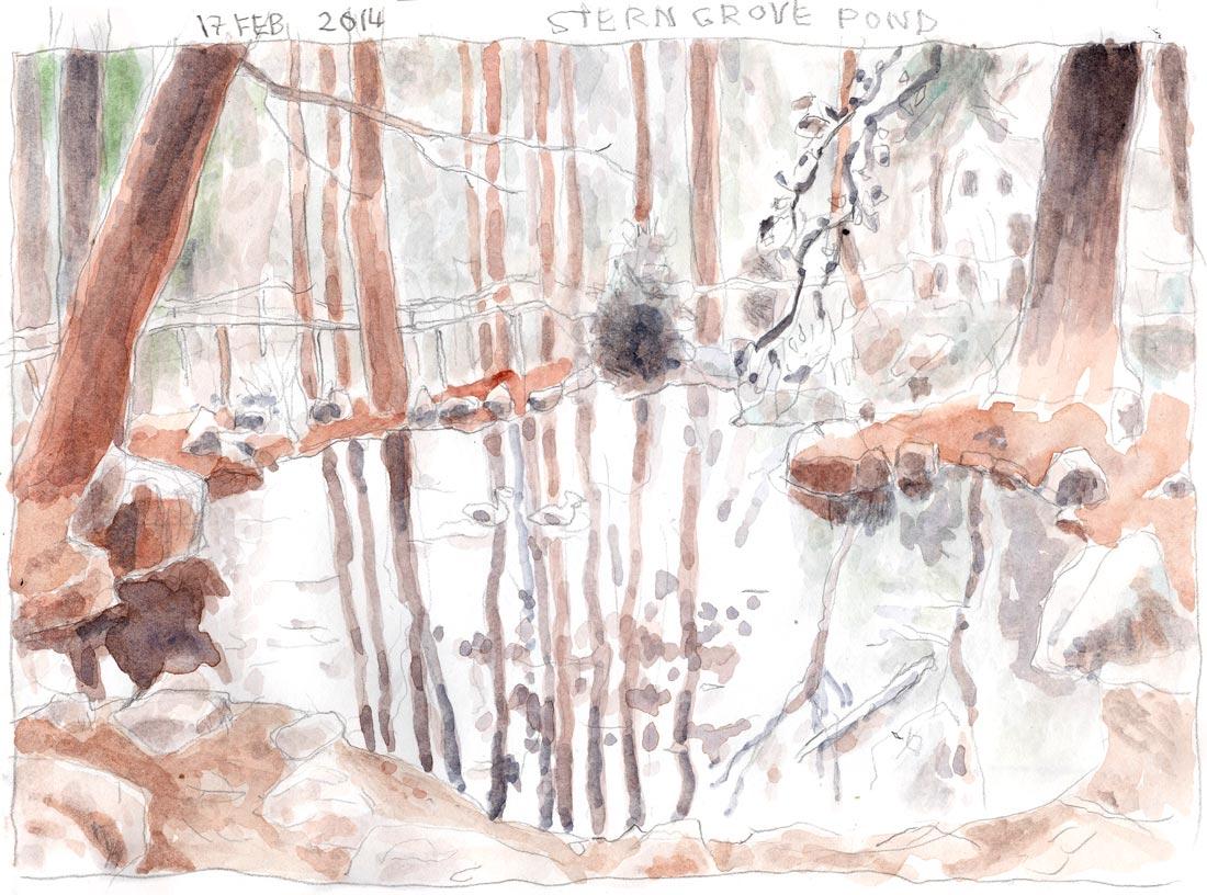 Stern_Grove_pond