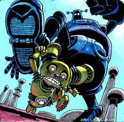 Robo-Brawl